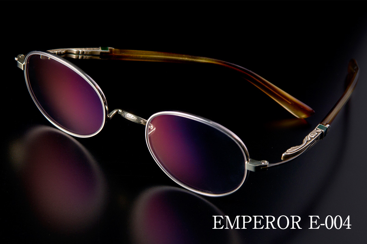 emperor エンペラー eyewear ptolemy48 トレミーフォーティ